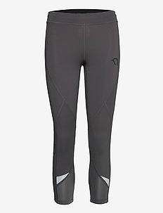 LOUISE 3/4 TIGHTS - running & training tights - dove