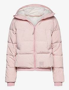 SKJELDE JACKET - down jackets - pearl