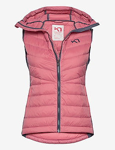 EVA HYBRID VEST - insulated pants - lilac