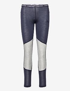 LAM PANT - running & training tights - greym