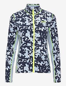 BRUSE FLEECE - outdoor & rain jackets - misty