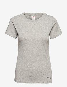 TRAA TEE - t-shirts - greym