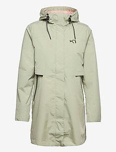 TVILDEMOEN L JACKET - outdoor & rain jackets - slate