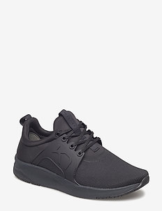 Fres - låga sneakers - black