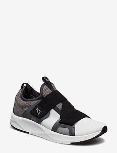 DRIV - låga sneakers - black