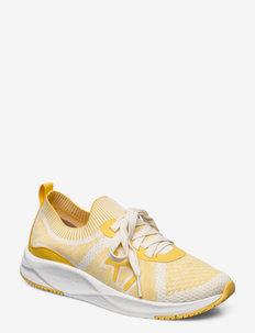 BYKS - sneakersy niskie - shine