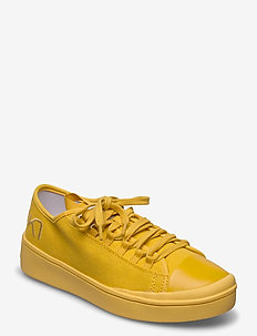 SPRADE - low top sneakers - gold