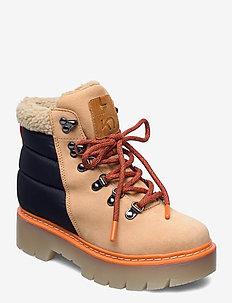 FERDE - hiking/walking shoes - tawny