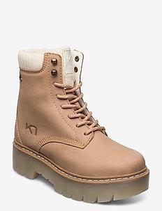 FARE - buty na wędrówki - tawny