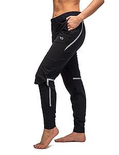 EVA PANTS - sports pants - black