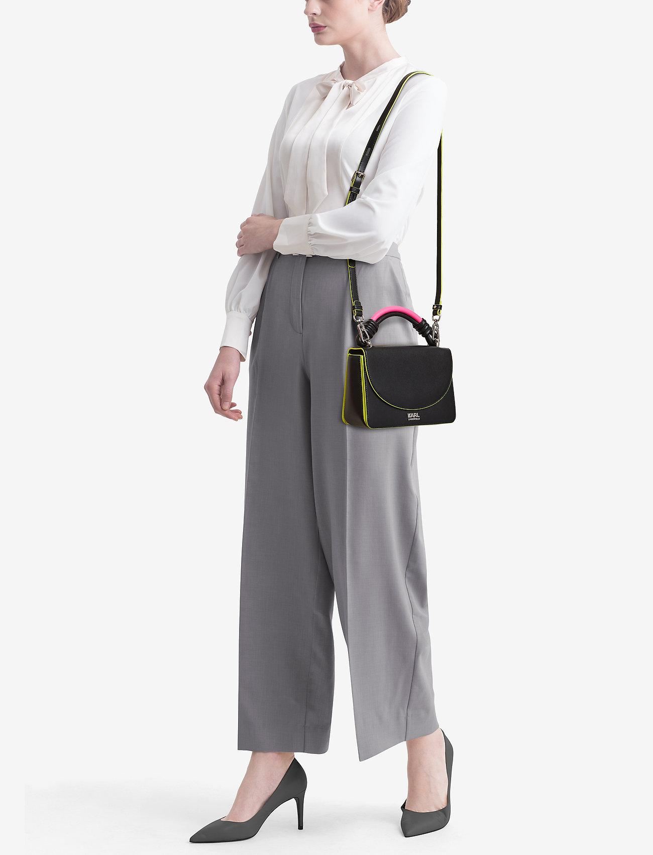 Karl Lagerfeld bags Neon Crossbody