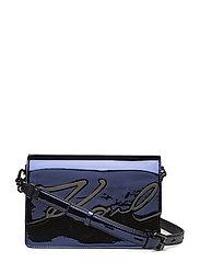 KARL LAGERFLED-Signature Gloss Shoulderbag - ADMIAL