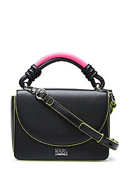 Neon Crossbody - BLACK