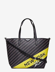 City Shopper Ny - BLACK
