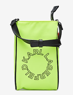 Neon Super Mini Crossbody - YELLOW