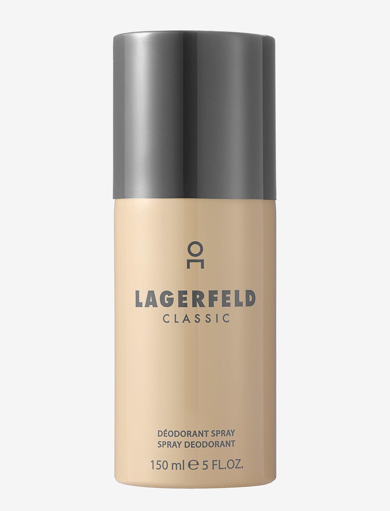 Karl Lagerfeld Fragrance - CLASSIC DEODORANT SPRAY - suihke - no color