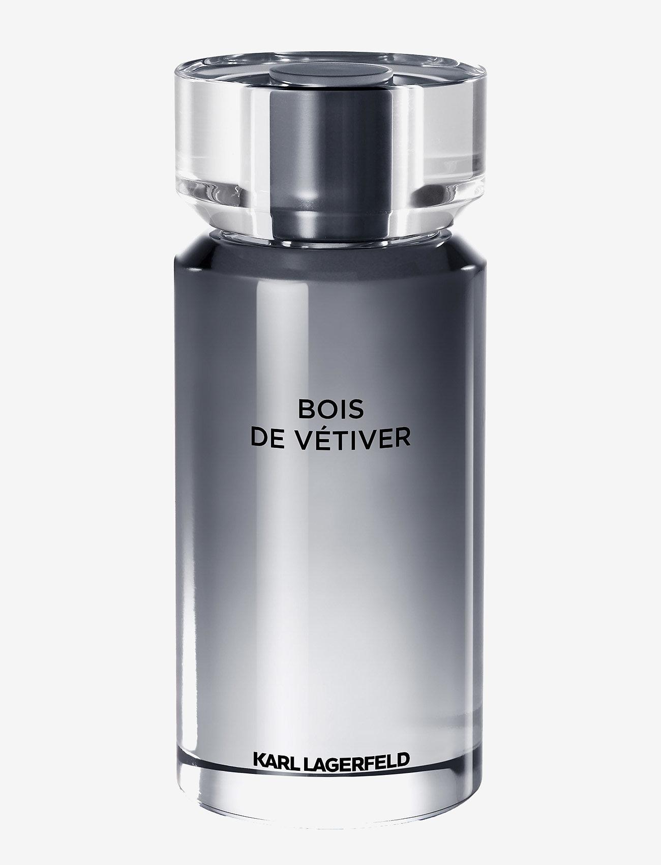 Karl Lagerfeld Fragrance - PARFUMS MATIERES BOIS DEVÉTIVER EAU DE TOILETTE - eau de toilette - no color