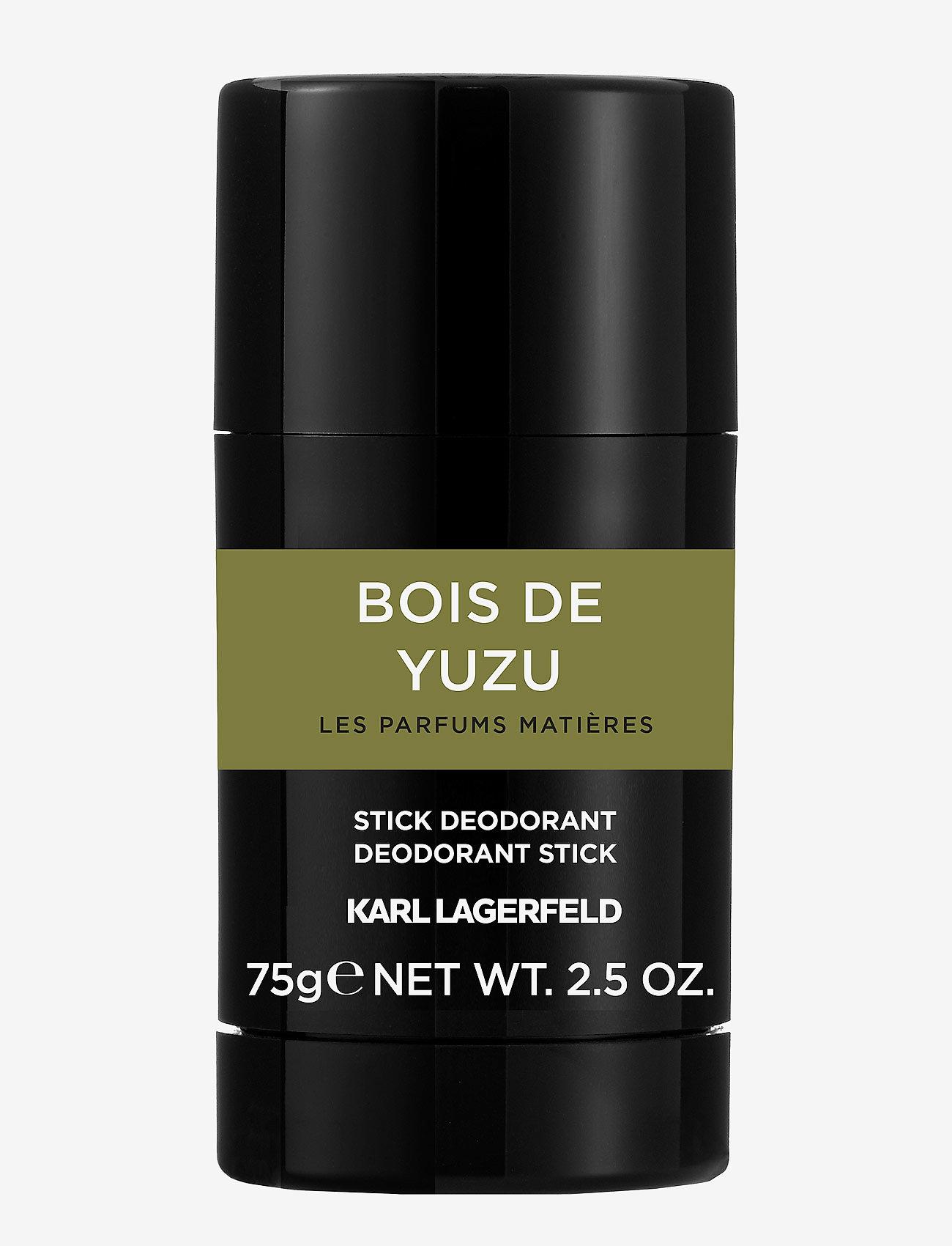 Karl Lagerfeld Fragrance - PARFUMS MATIERES BOIS DEYUZU DEODORANT STICK - no color - 0