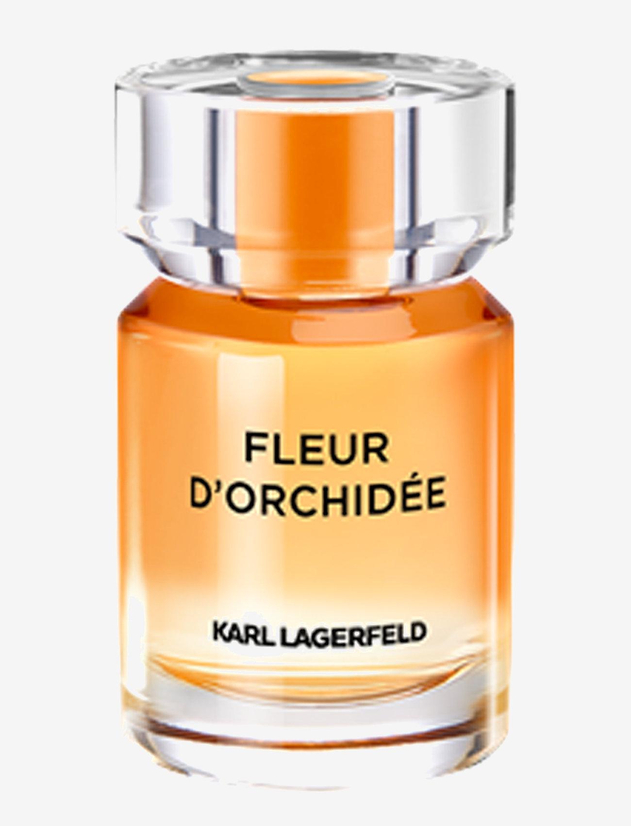 Karl Lagerfeld Fragrance - PARFUMS MATIERES FLEUR D´ORCHIDÉE EAU DE PARFUM - parfume - no color - 0