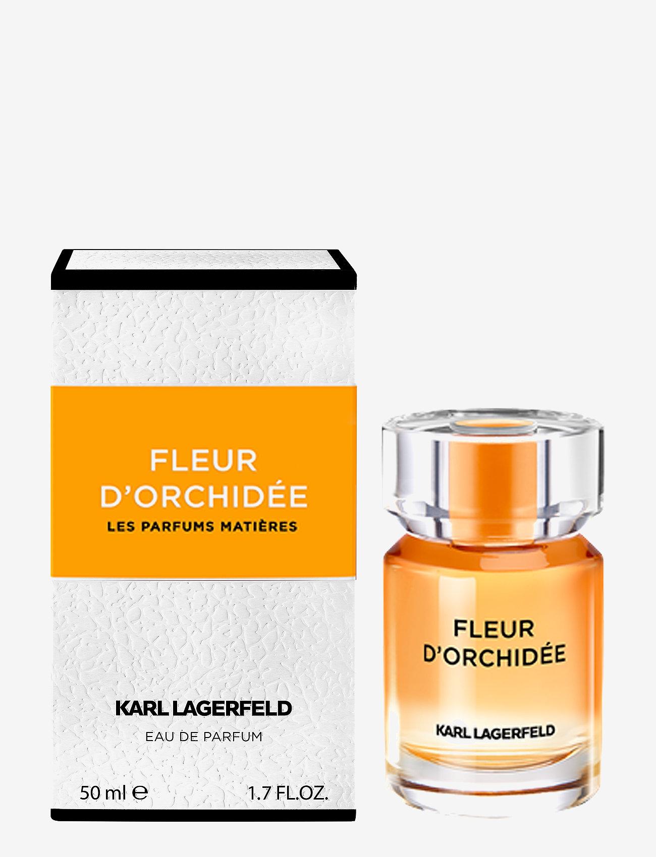 Karl Lagerfeld Fragrance - PARFUMS MATIERES FLEUR D´ORCHIDÉE EAU DE PARFUM - parfume - no color - 1