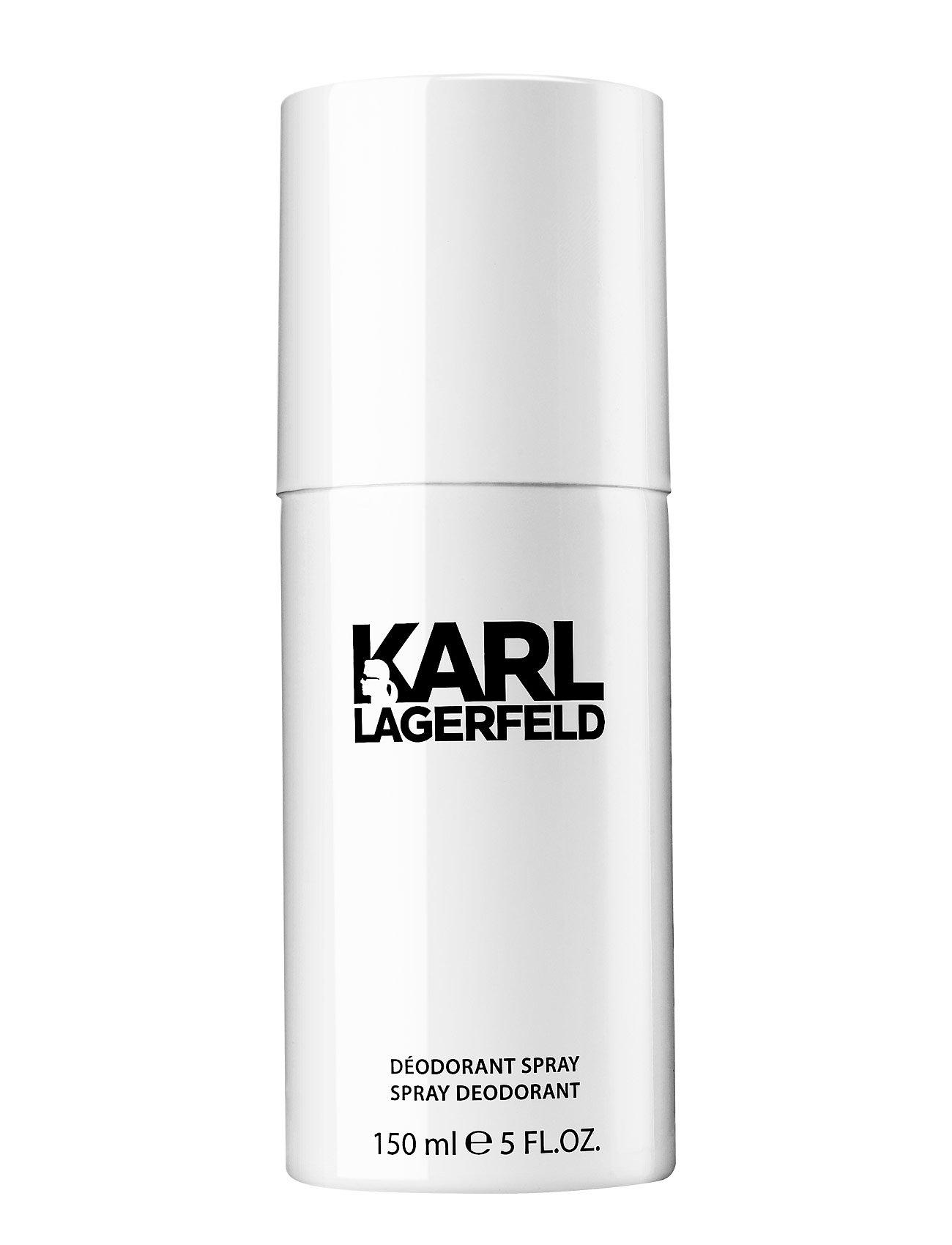 Image of Women Deodorant Spray Beauty WOMEN Deodorants Spray Nude Karl Lagerfeld Fragrance (3421794283)