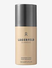 Karl Lagerfeld Fragrance - CLASSIC DEODORANT SPRAY - suihke - no color - 0