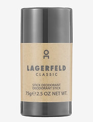 Karl Lagerfeld Fragrance - CLASSIC DEODORANT STICK - deo tikut - no color - 0
