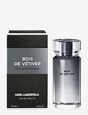 Karl Lagerfeld Fragrance - PARFUMS MATIERES BOIS DEVÉTIVER EAU DE TOILETTE - eau de toilette - no color - 2