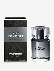 Karl Lagerfeld Fragrance - PARFUMS MATIERES BOIS DEVÉTIVER EAU DE TOILETTE - eau de toilette - no color - 3