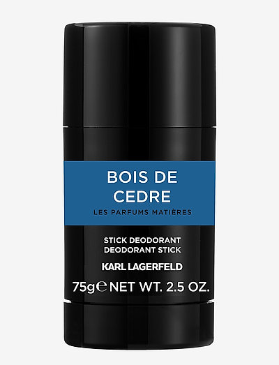 PARFUMS MATIERES BOIS DECÉDRE DEODODANT STICK - deostift - no color