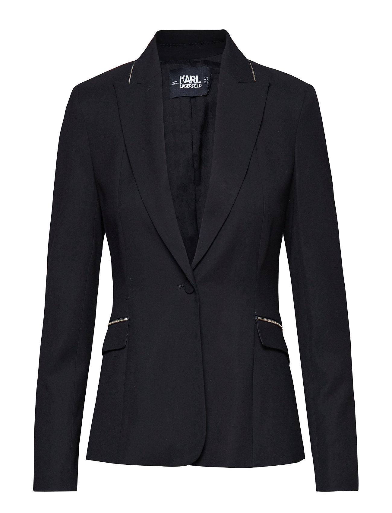 Karl Lagerfeld Tailoröd Summer Blazer Ytterkläder