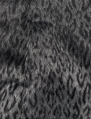 Karl Lagerfeld - Karl X Carine Leopard Skirt - kynähame - black/gray - 2