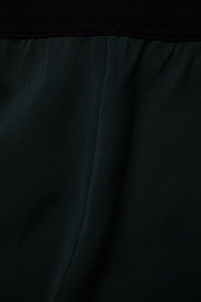 KARL LAGERFELD-Wide Leg Logo Sweatpants