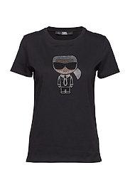 Ikonik Rhinestone Karl T-Shirt