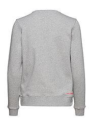 Neon Lights Logo Sweatshirt