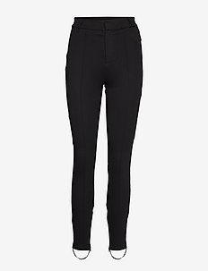 Karl X Carine Punto Trousers - BLACK