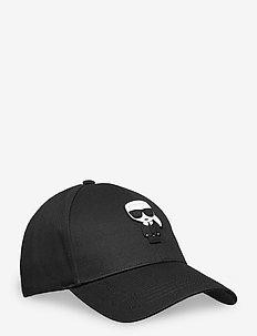 K/Ikonik Cap - kepsar - black
