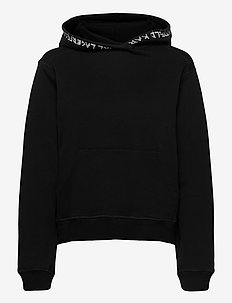 206W1804 - hoodies - black