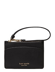 Card Holder Wristlet Bags Card Holders & Wallets Card Holder Svart KATE SPADE NEW YORK