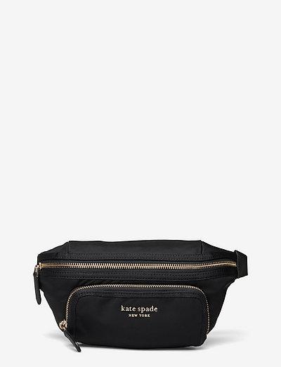SAM MEDIUM BELT BAG - väskor - black