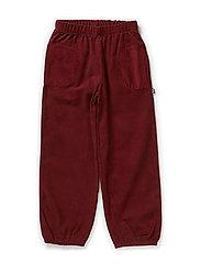 Soft Corduroy Loose Pants