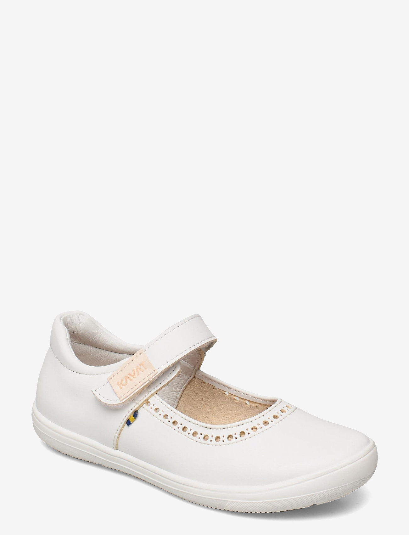 Kavat - Ammenäs XC - ballerinaer og slip-ons - white - 0
