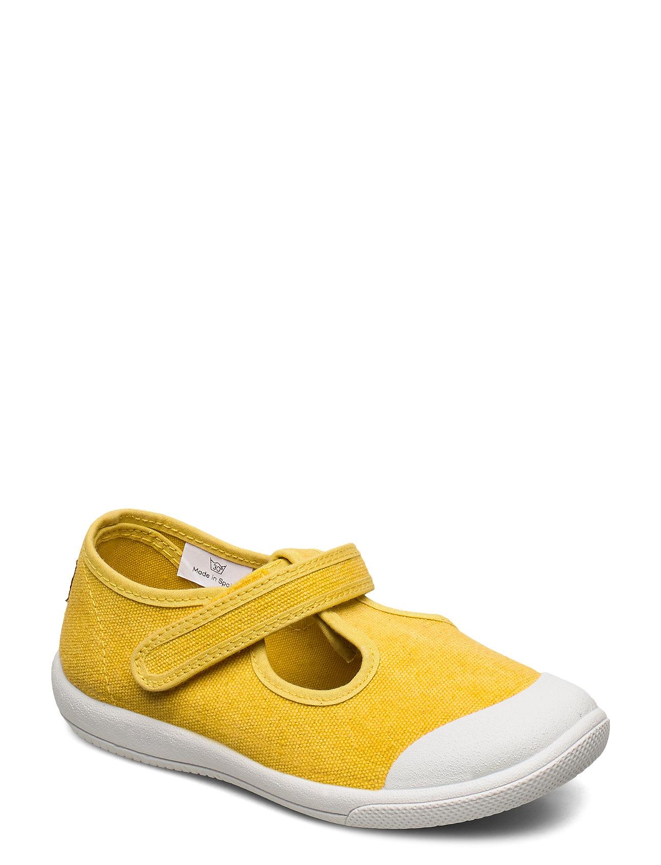 Kavat - Mölnlycke TX - ballerinaer og slip-ons - yellow - 1