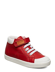 Västerby XC Ankle high sneaker - RED