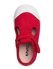 Kavat - Mölnlycke TX - ballerinaer og slip-ons - red - 3