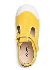 Kavat - Mölnlycke TX - ballerinaer og slip-ons - yellow - 3