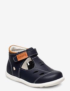 Backe XC - sandalen met riempjes - blue