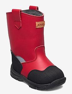Aspa XC - vinter boots - red