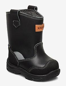Aspa XC - vinter boots - black
