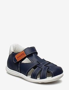 Rullsand XC - sandaler - blue